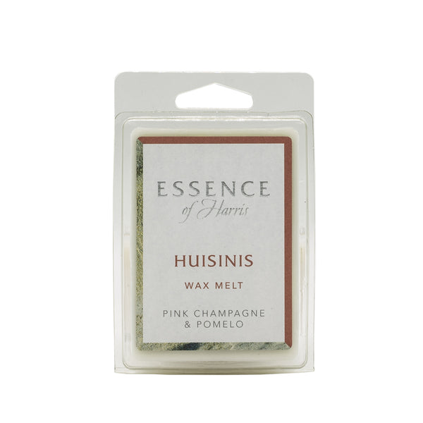 6 cube soy wax melt bar in Essence of Harris Huisinis Scent
