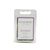 6 cube soy wax black pomegranate melt bar with Essence of Harris Seilebost Scent