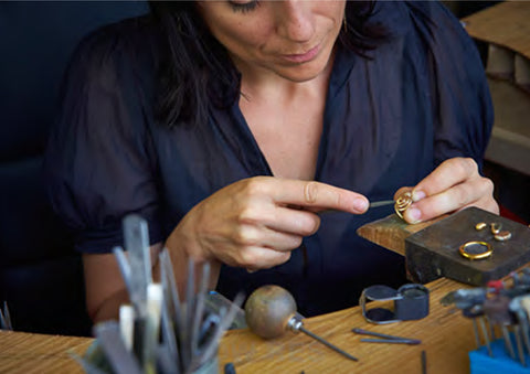 Custom making is our speciality - creating your unique jewellery our passion.