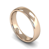 Fairtrade Gold Slight Court Wedding Ring