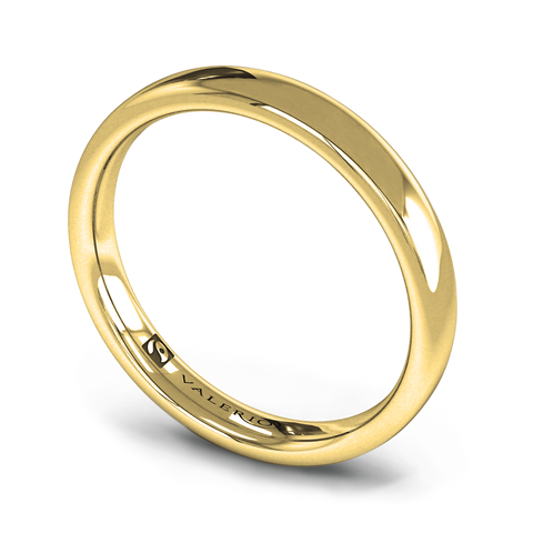 Fairtrade Gold Court Women's Wedding Ring
