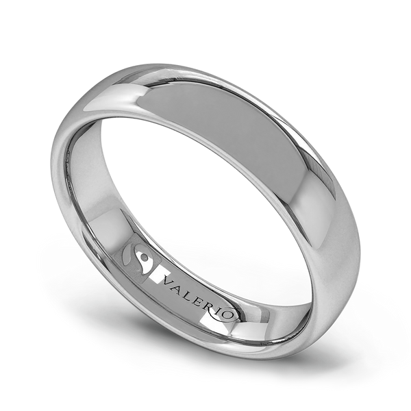Fairtrade Gold Court Men's Wedding Ring
