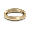 Valerio Court Fairtrade Gold Men's Wedding Ring