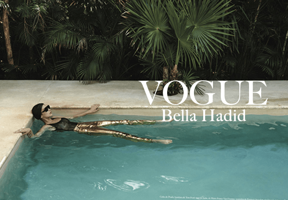 VOGUE - BELLA HADID