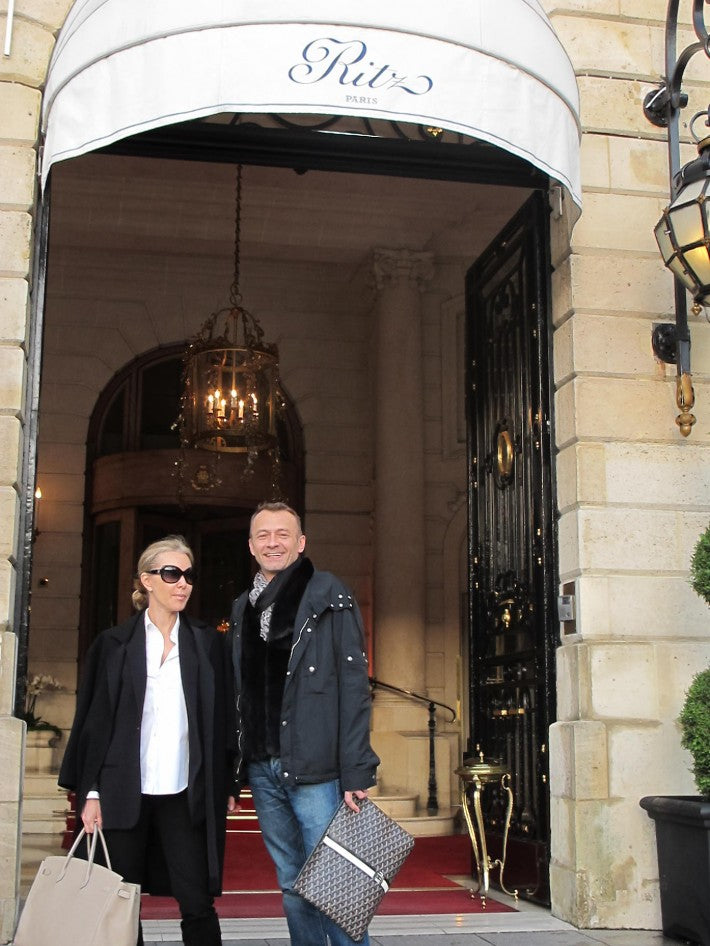 Hotel Ritz Paris - Michel Klein - Marie France Van Damme