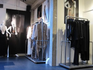 Boutique - Michel Klein - Marie France Van Damme
