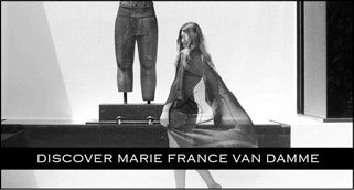 Discover Marie France Van Damme