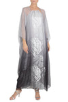 Silver Ombre Babani Cover Up