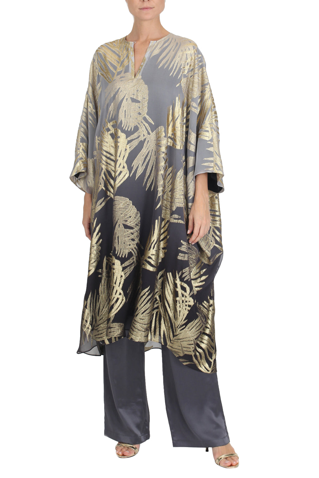 Palm Midi Metallic Boubou