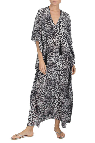 Over Sized Printed Boubou