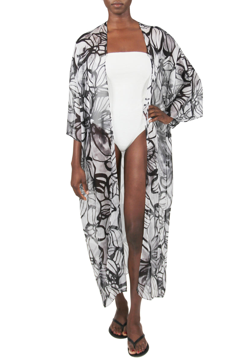 Printed Babani Cover Up