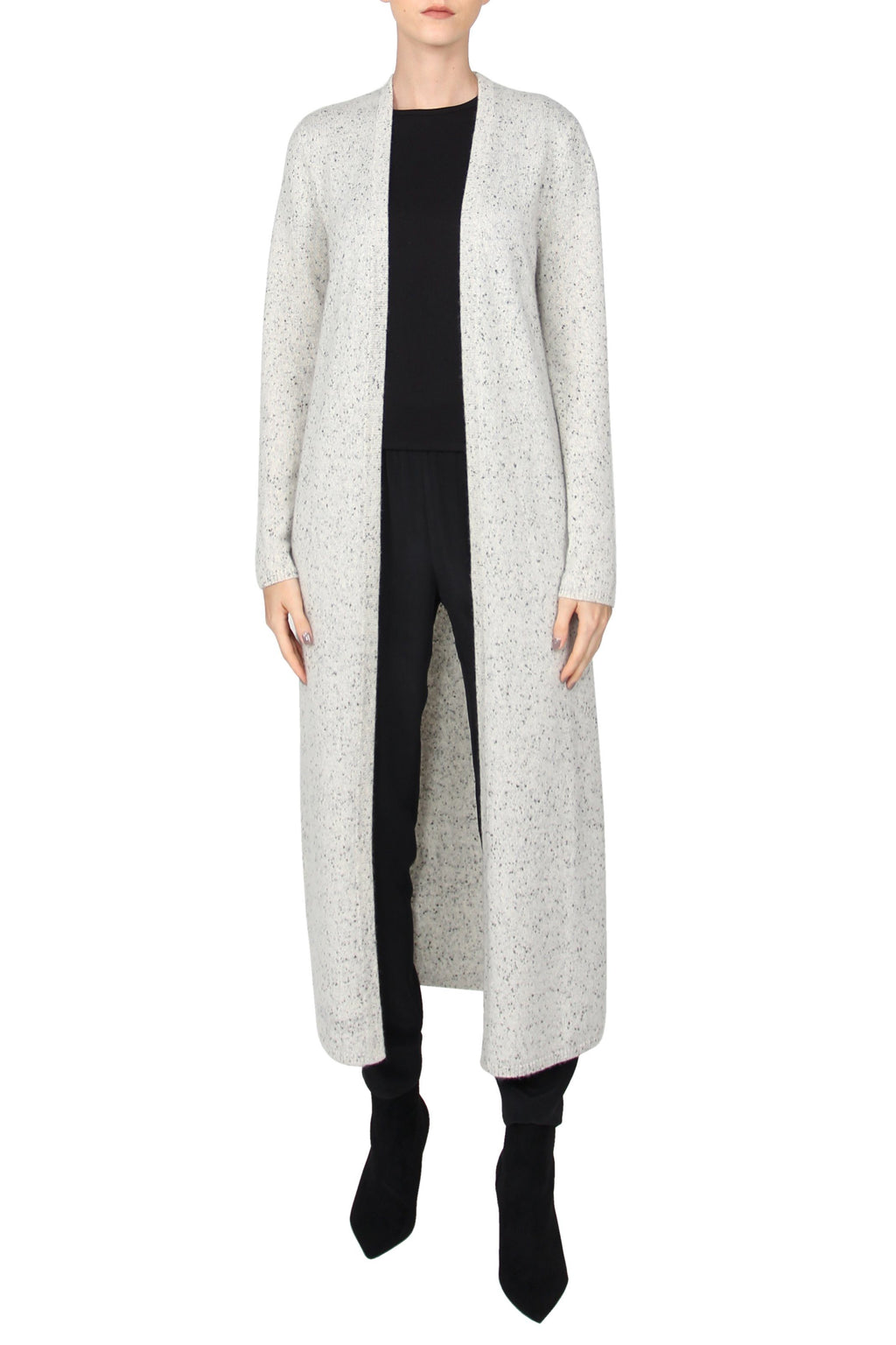 Frost Cashmere Cardi Coat Marie France Van Damme 0/1 Frost