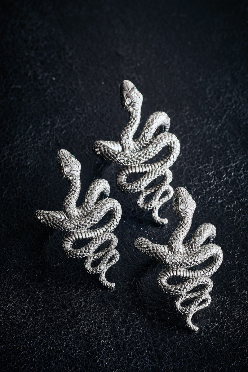 L'OBJET | Snake Napkin Jewels (Set of 4) L'Objet Marie France Van Damme