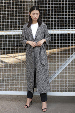 Long Trench Coat Outerwear Marie France Van Damme