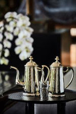 Moroccan Antique Coffee Pots Marie France Van Damme