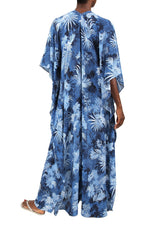 Palm Boubou with Tassels Marie France Van Damme