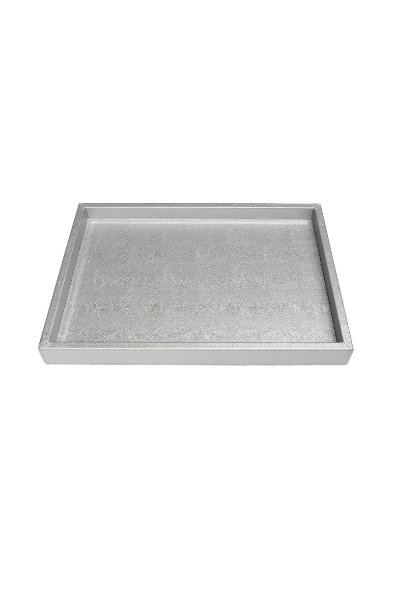 Silver Tray Marie France Van Damme