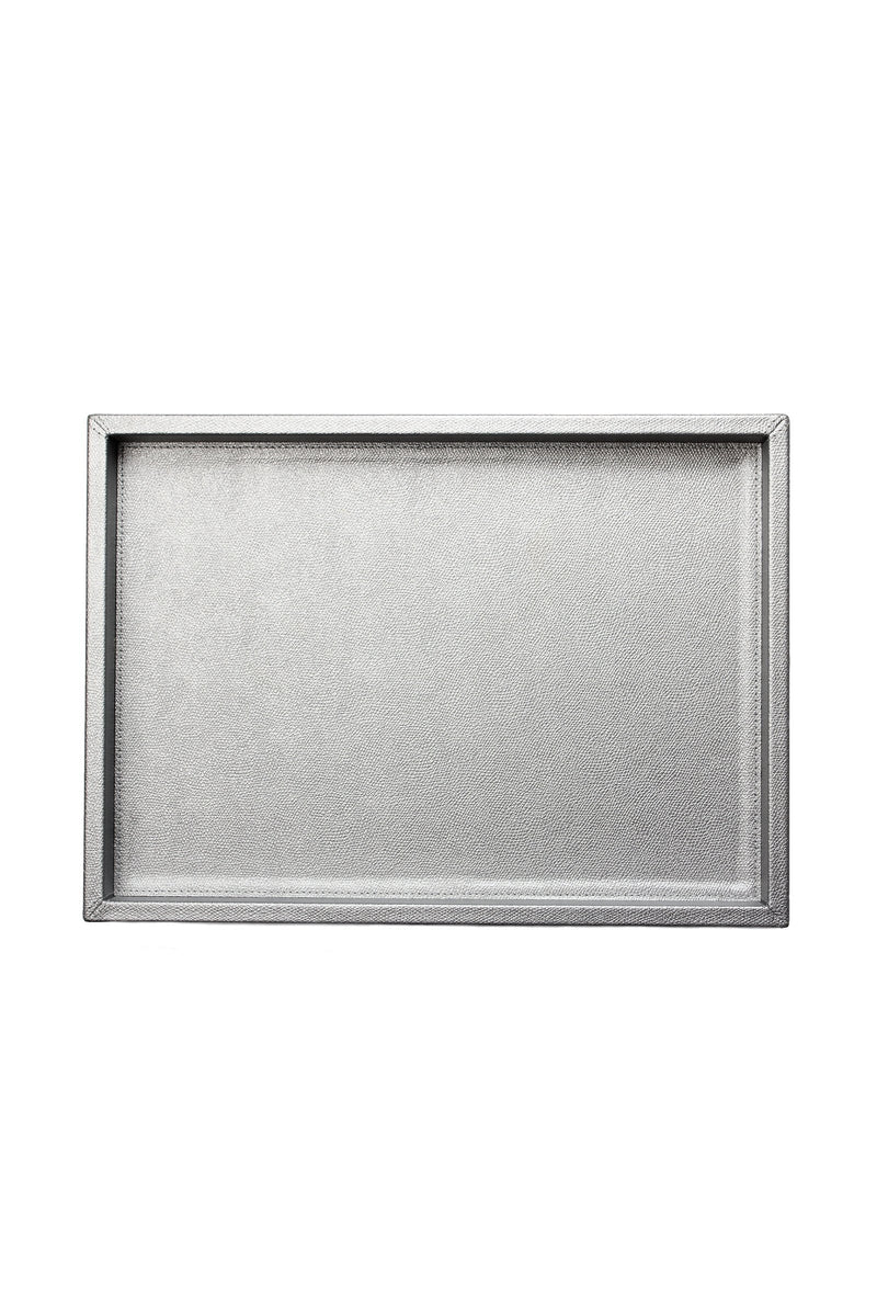 Silver Tray Marie France Van Damme Silver