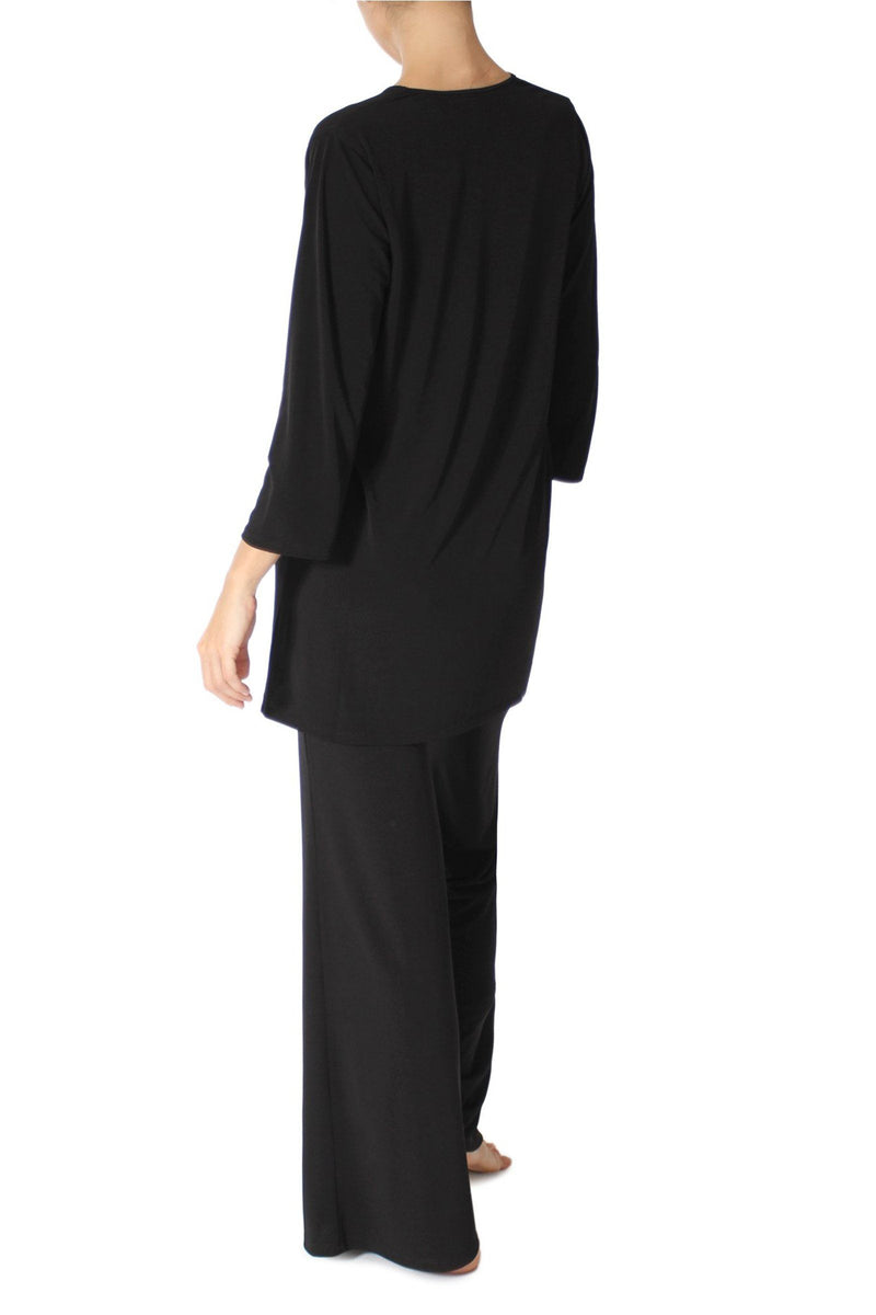 Solid Jersey Pants Marie France Van Damme