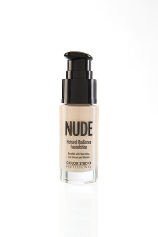 Nude Foundation - Fair Ivory (N-10)