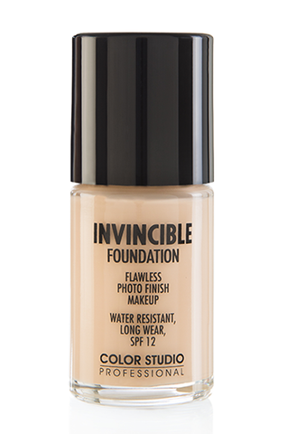 Invincible Foundation - Nude Ivory (C-10)