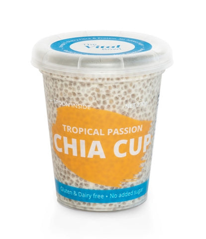 Tropical Passion Chia Cup (6 pack)