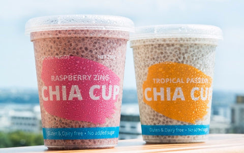 Chia Cup - Mixed Flavour (6 pack)