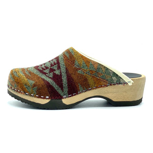 Embla Clogs | Diamond River Sage