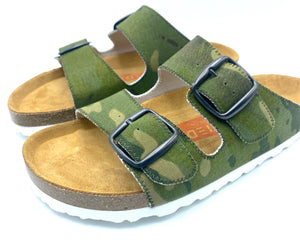 Thora 2-buckle Sandals | MultiCam Tropic Camouflage