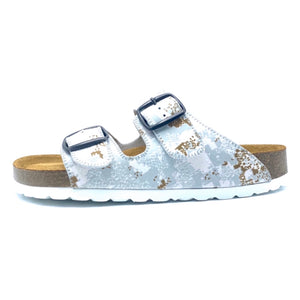 Thora 2-buckle Sandals | Snowdrift Camouflage