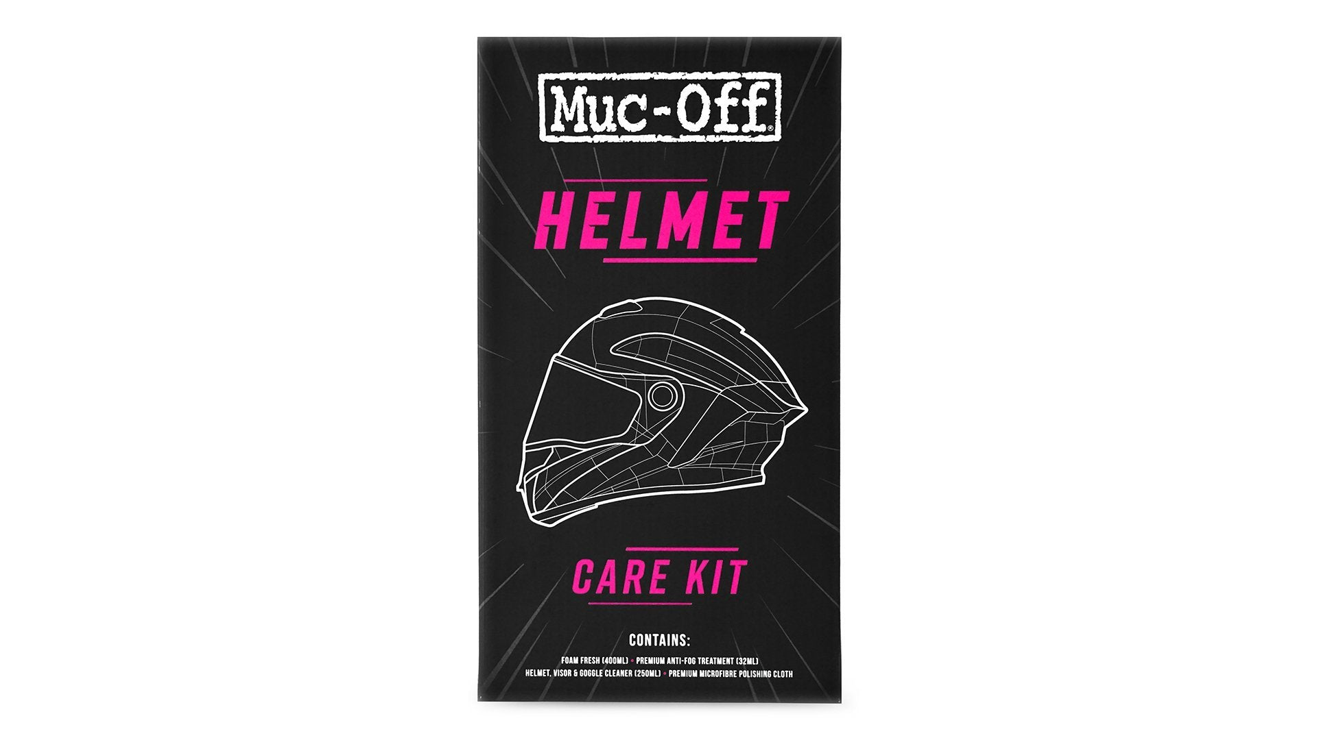 Helmet Care Kit - Muc-Off