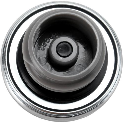 Kuryakyn Stock-style replacement Gas Cap - Rocket Bobs Cycle Works