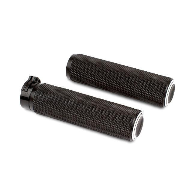 Arlen Ness Dual Ring Fusion Grips - Rocket Bobs Cycle Works