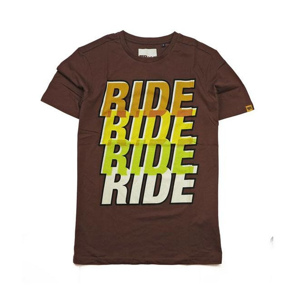 Roeg Ride Four Tee - Rocket Bobs Cycle Works