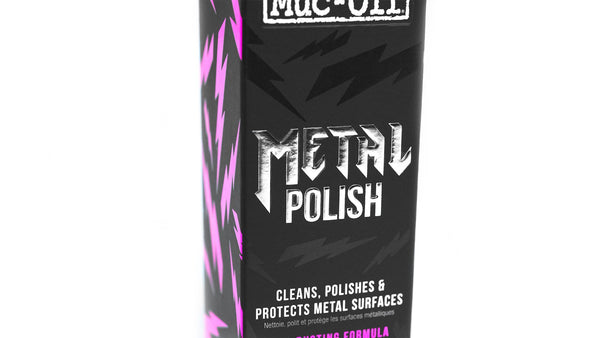 Metal Polish - Rocket Bobs Cycle Works