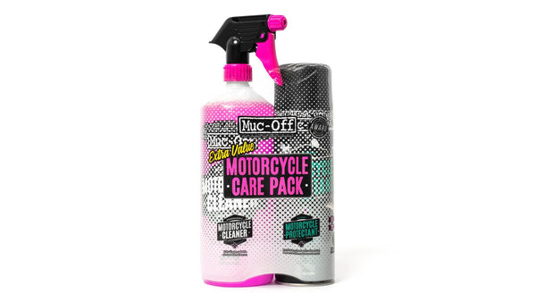 Motorcycle Care Duo Kit - Muc-Off