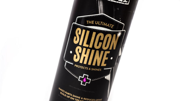 Motorcycle Silicon Shine - Muc-Off