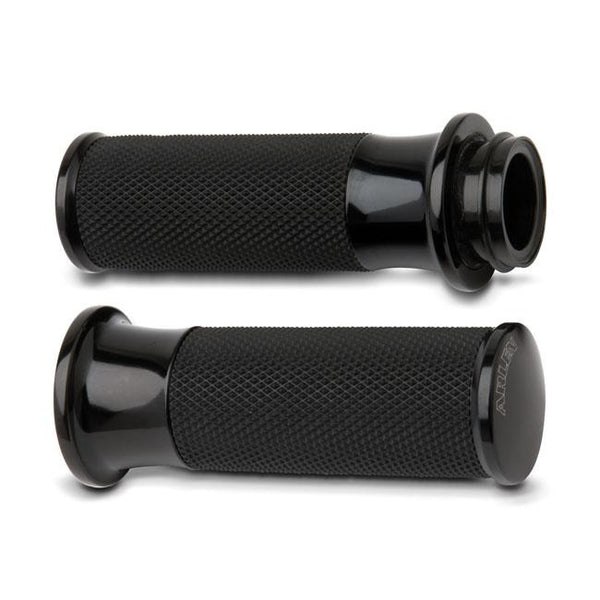 Arlen Ness Smooth Fusion Grips - Rocket Bobs Cycle Works