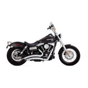 Vance & Hines Big Radius 2-into-2 Exhaust (Harley Dyna, Softail, Touring & Sportster) - Rocket Bobs Cycle Works