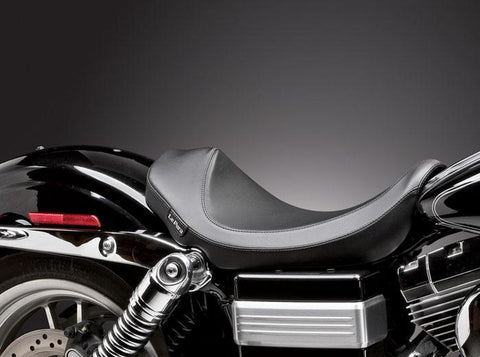 Le Pera Villain Solo Seat - Dyna - Rocket Bobs Cycle Works