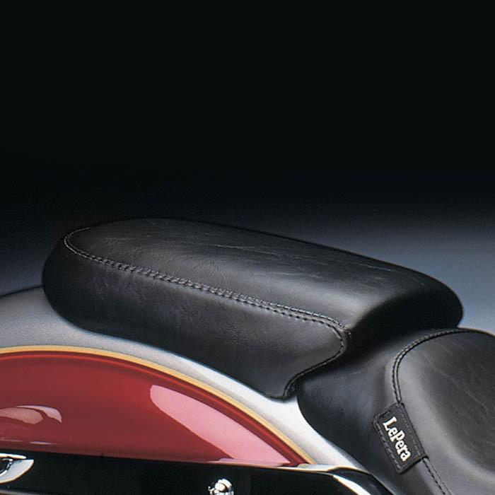 Le Pera Bare Bones Pillion Pad - FXD / FXDWG 06-16 - Rocket Bobs Cycle Works