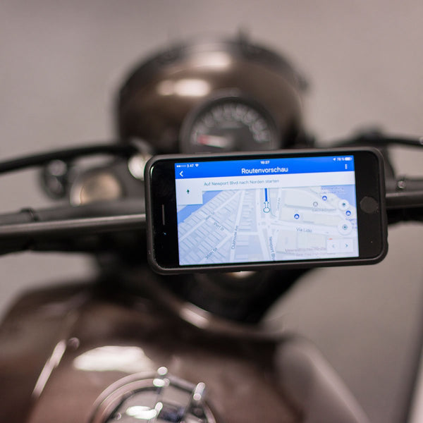 SP Connect Smartphone Mirror Mount - Rocket Bobs Cycle Works