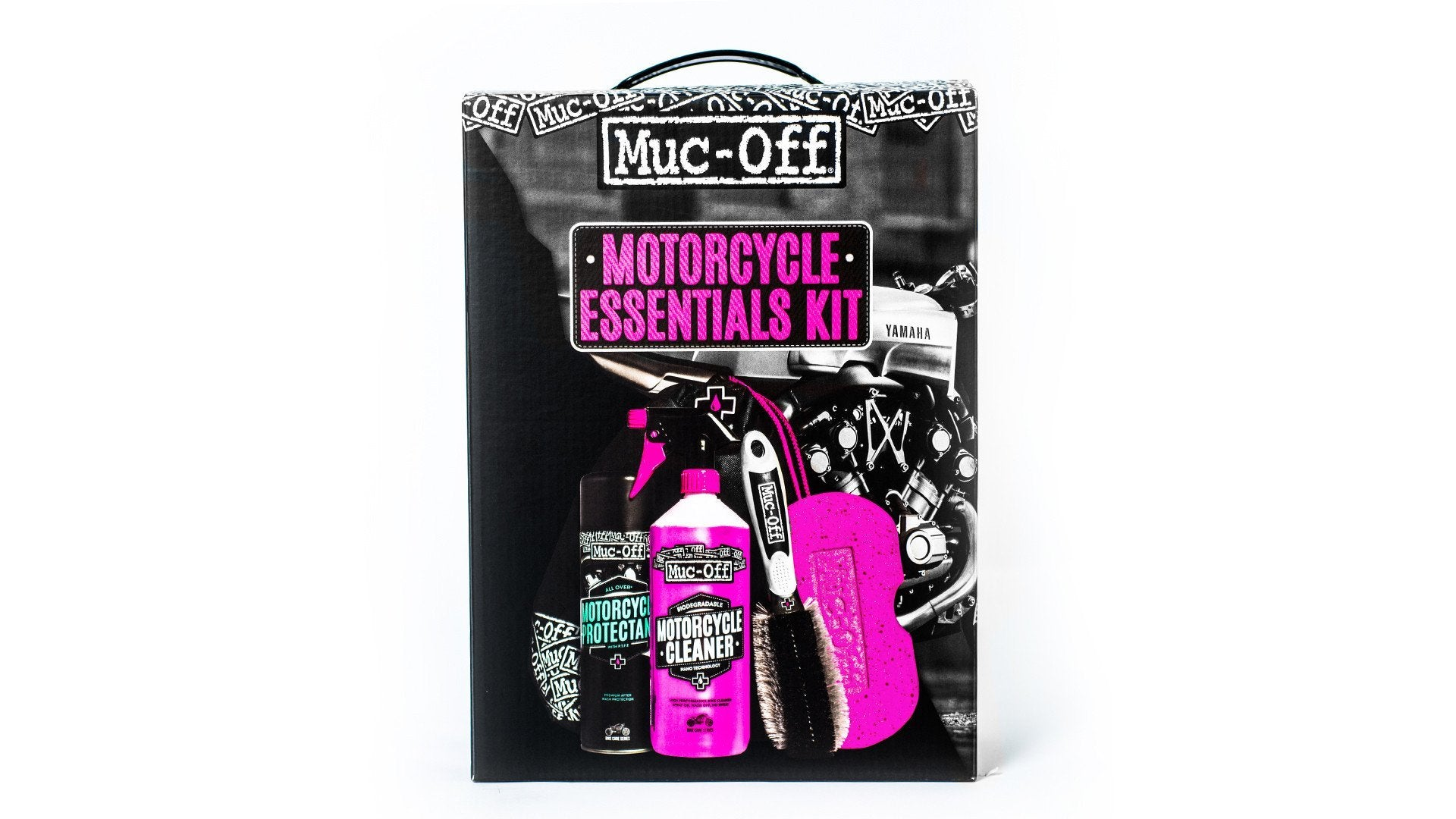 Motorcycle Essentials Kit - Muc-Off