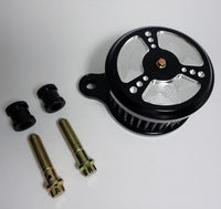 Joker Machine Big Twin High Performance Air Cleaner Assembly - Rocket Bobs Cycle Works