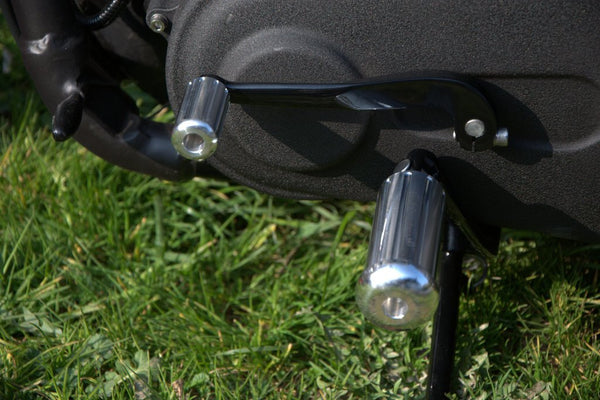 Rocket Bobs Fat Pig Footpegs - Rocket Bobs Cycle Works