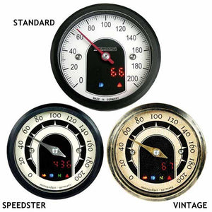 Motogadget Motoscope Tiny Speedo - Rocket Bobs Cycle Works