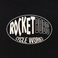 Rocket Bobs Judged T-shirt - Rocket Bobs Cycle Works