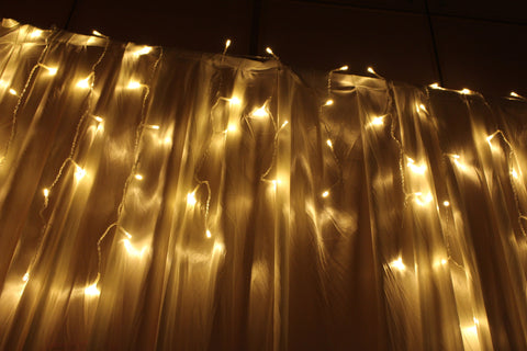 Icicle Lights - Cascade