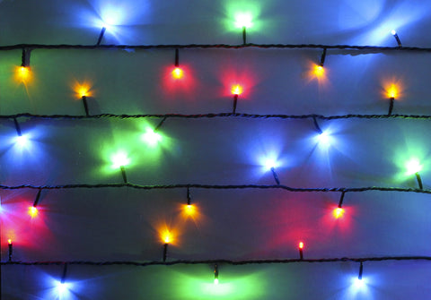 String Fairy Lights (Multi-Coloured)