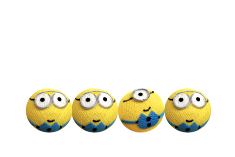Papoy! Minions stand up